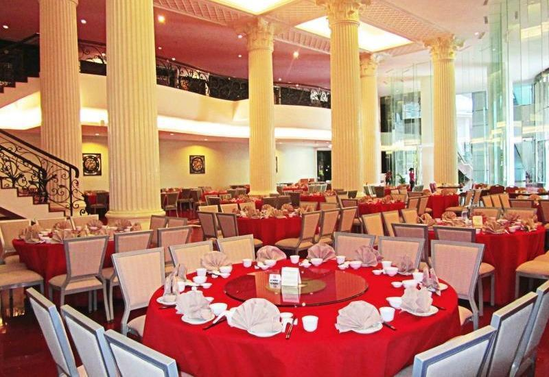 Merlynn Park Hotel Jakarta - Grand City Retsaurant