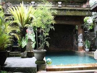 Gusti Garden 2 Ubud - Swimming Pool