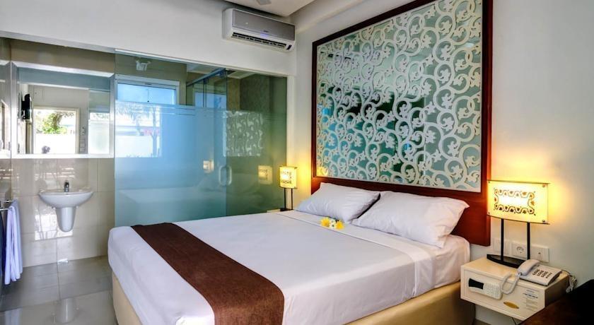 Samsara Inn Bali - room