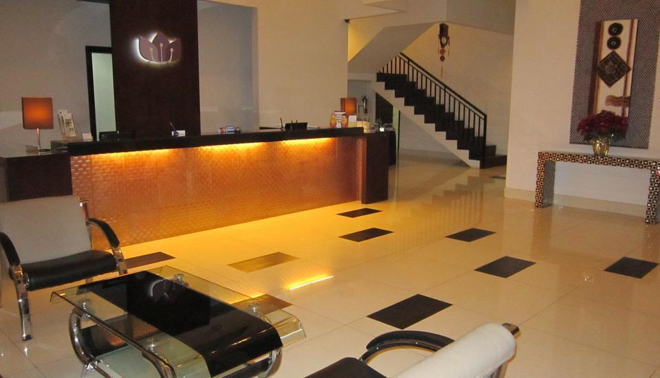 Tilamas Hotel Surabaya - Lobby