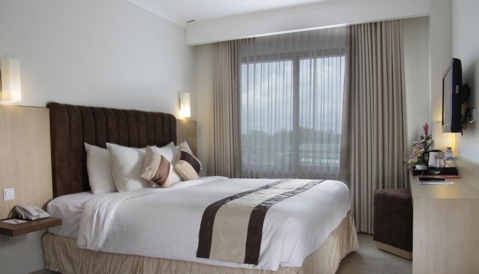Quin Colombo Hotel Yogyakarta - Superior Double