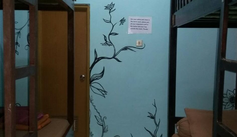 Venezia Garden Yogyakarta - Dormitory Room (shared room)