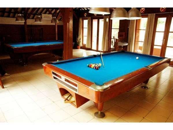 OBC Guest House Bandung - Billiard