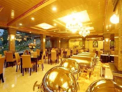 Hotel Seruni Puncak - Restaurant