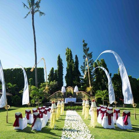 White Rose Kuta - Wedding Decoration
