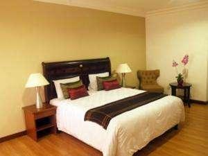 Bumi Ciherang Hotel Cianjur - deluxe room