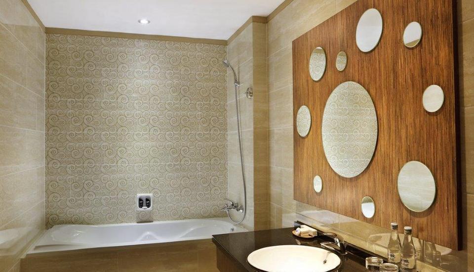 Rivavi Fashion Hotel Bali - Kamar mandi