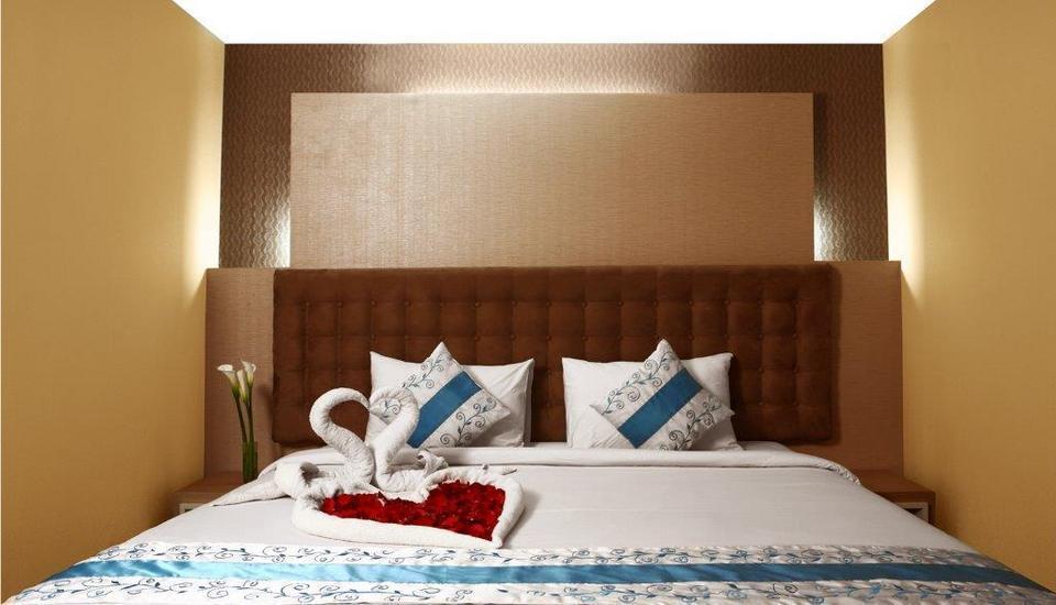 Rivavi Fashion Hotel Bali - Berlian Kamar Pengantin