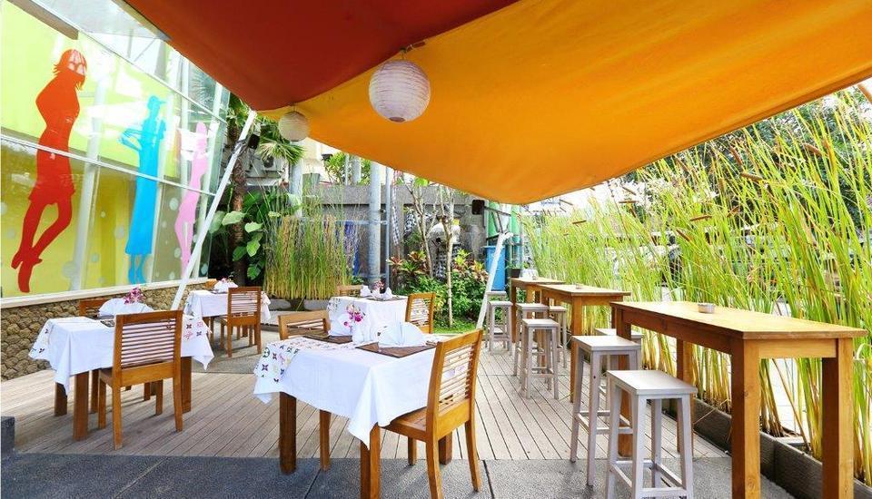 Rivavi Fashion Hotel Bali - Restoran