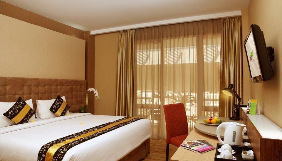 Rivavi Fashion Hotel Bali - Kamar tidur