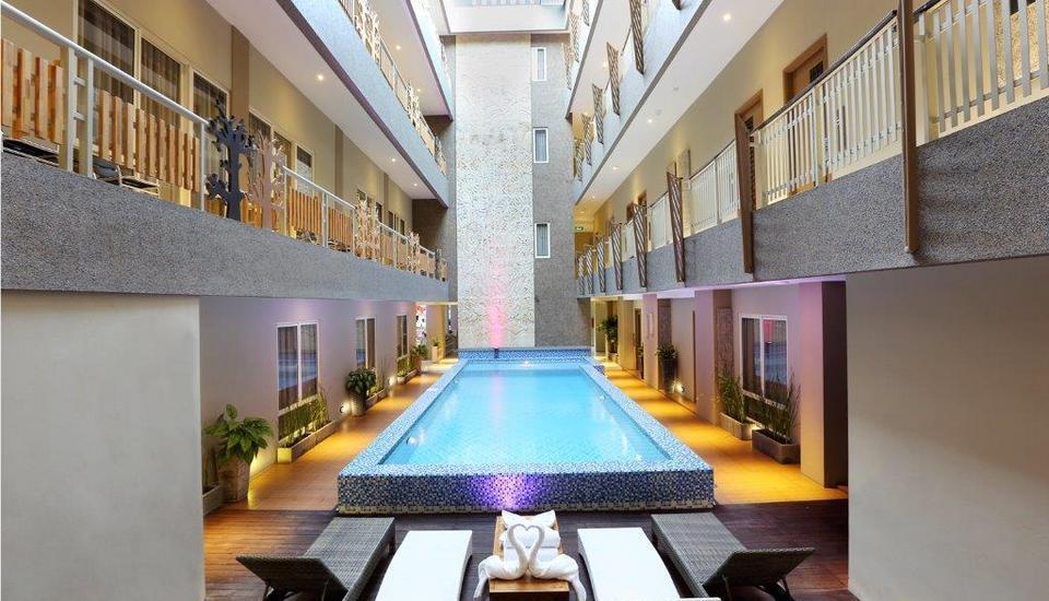 Rivavi Fashion Hotel Bali - swimming pool