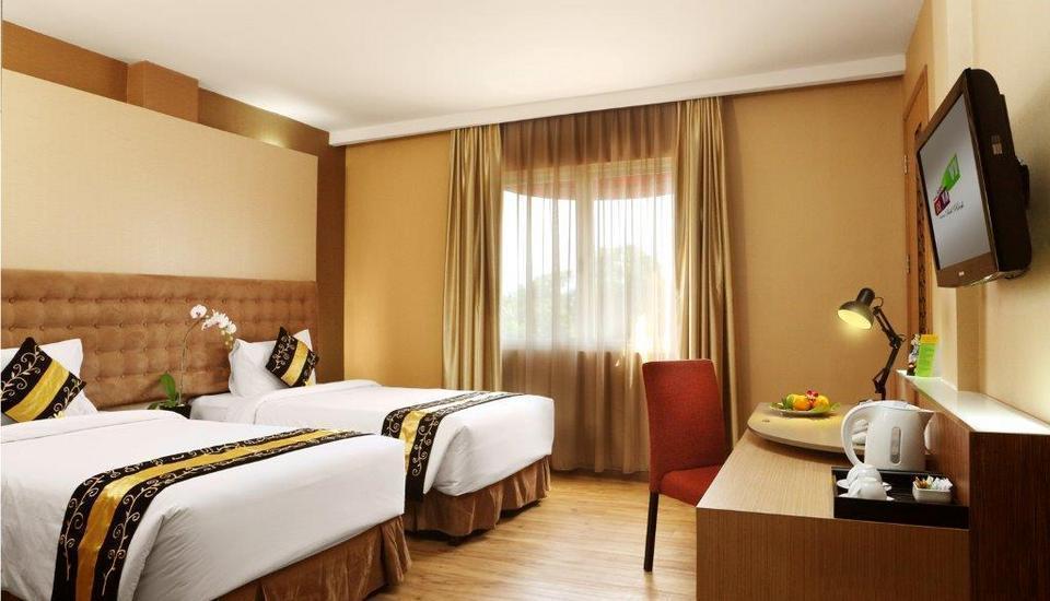 Rivavi Fashion Hotel Bali - Silver Room