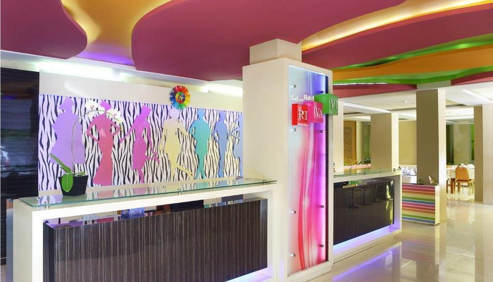 Rivavi Fashion Hotel Bali -  Lobby
