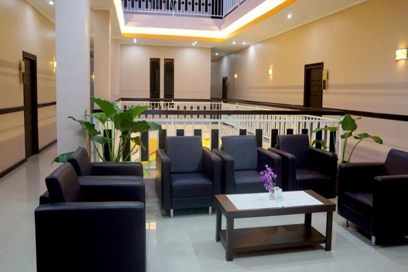 Rahat Icon Hotel Belitung - Lobi