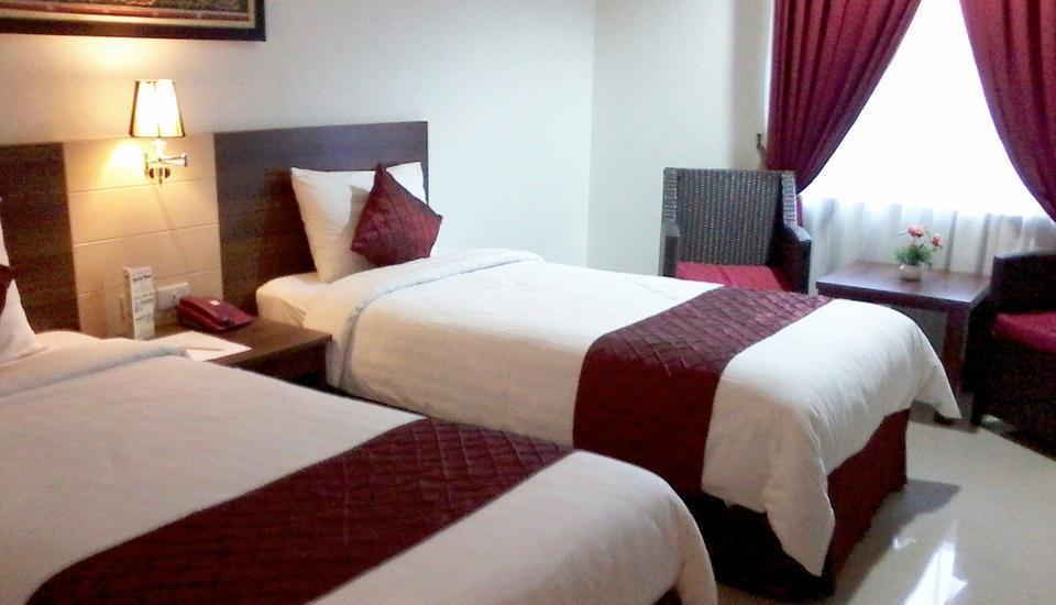 Hotel Bandara Syariah  Bandar Lampung - Guest Room