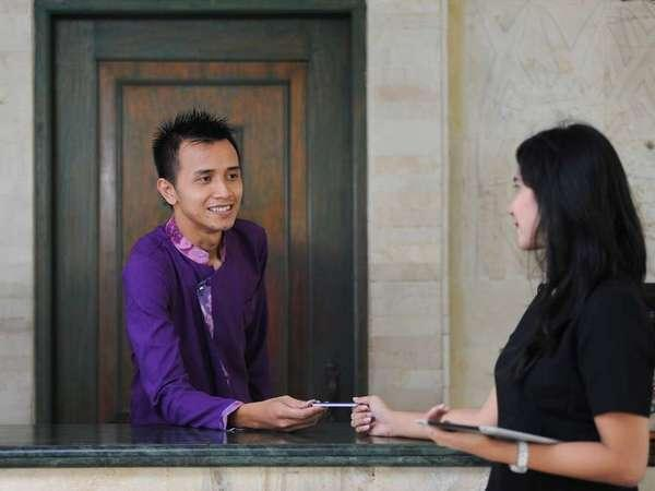 Royal Orchids Garden Hotel Malang - Service