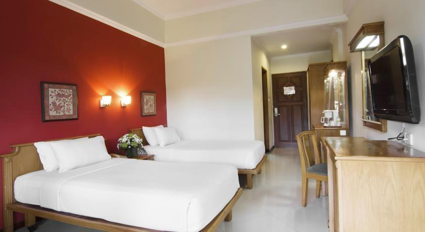 Royal Orchids Garden Hotel Malang - Twin Room