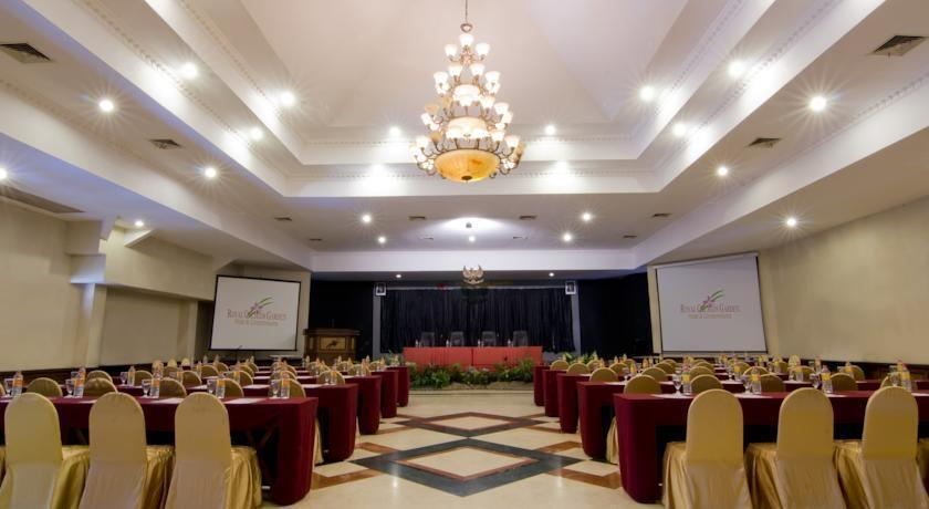 Royal Orchids Garden Hotel Malang - Meeting Room