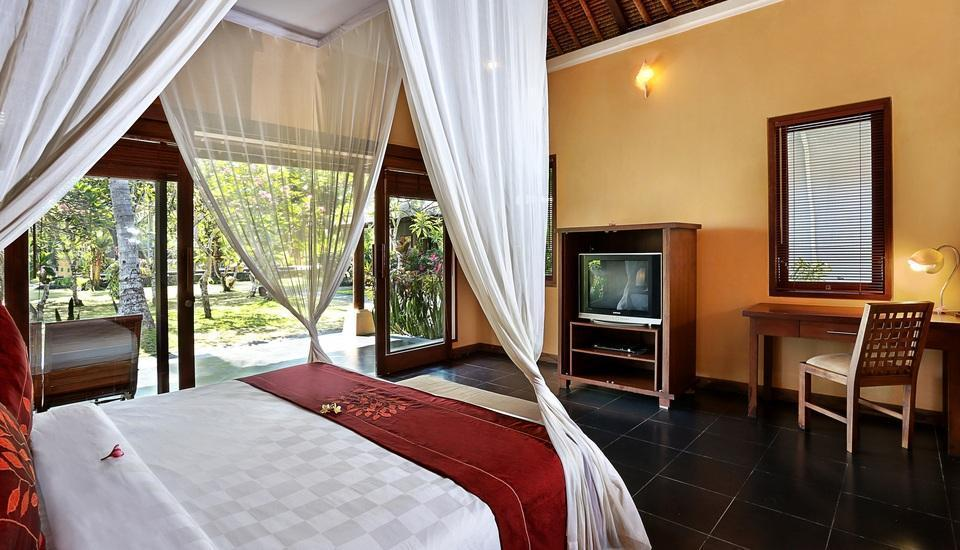 Nirwana Resort Bali - Deluxe Pemandangan Taman