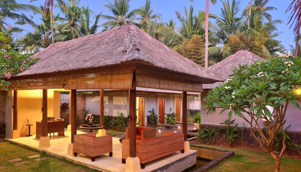 Nirwana Resort Bali - Resepsionis Spa