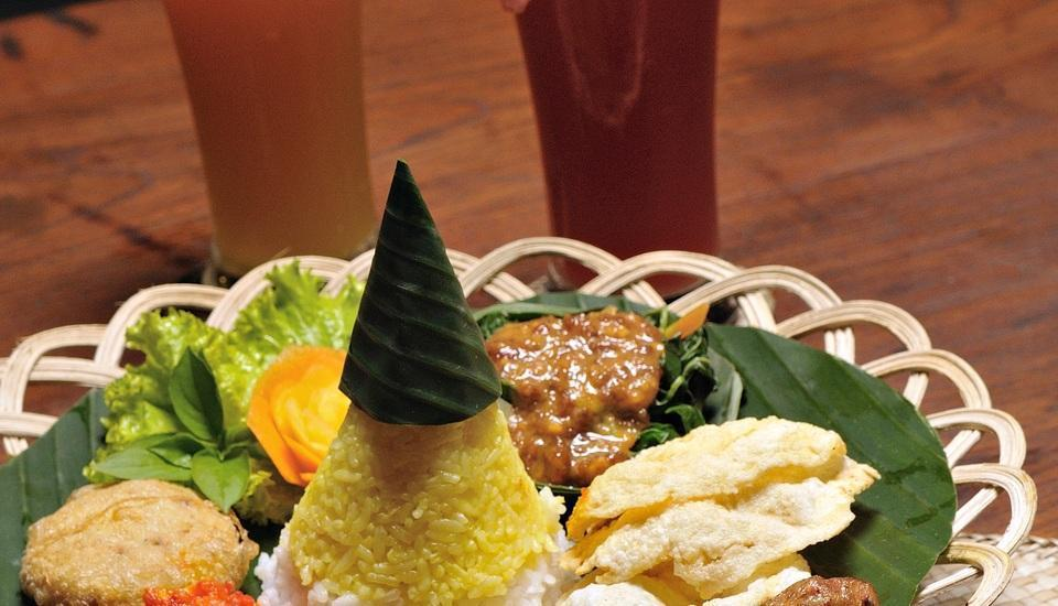 Joglo Plawang Yogyakarta - Makanan