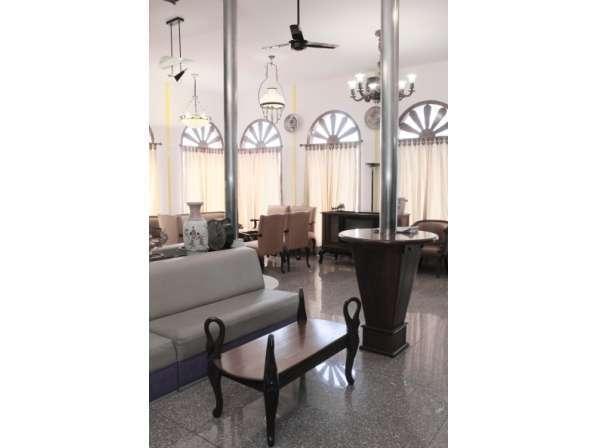 Hotel Olympic Semarang - Lobby