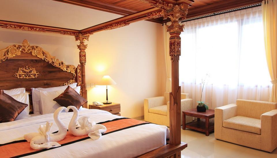 Bhuwana Ubud Hotel Bali - Kamar Deluxe