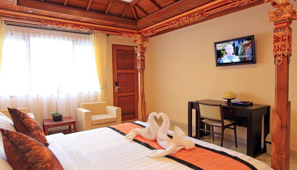 Bhuwana Ubud Hotel Bali - Deluxe Room Bali