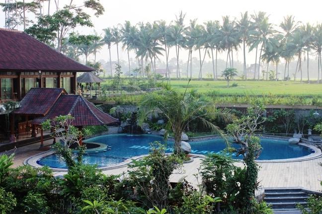 Bhuwana Ubud Hotel Bali - Pool