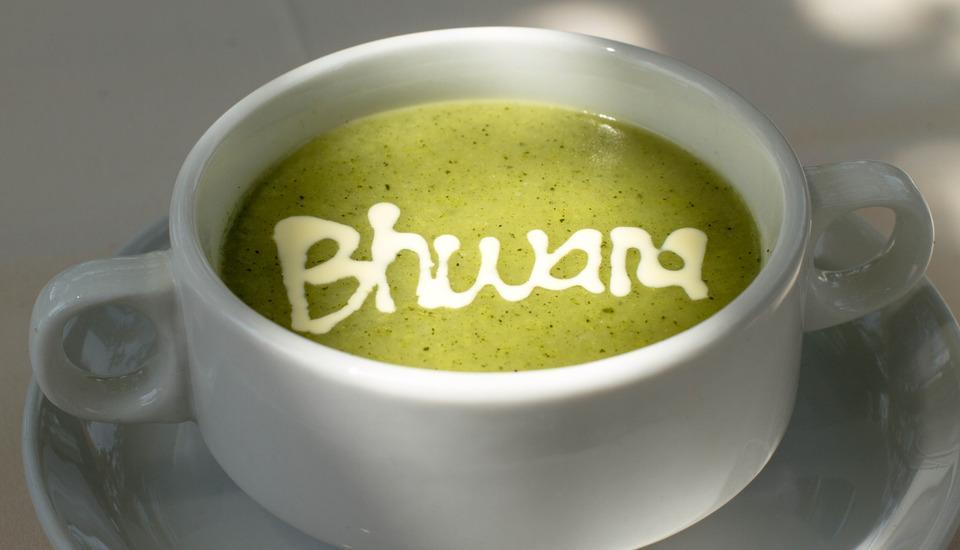 Bhuwana Ubud Hotel Bali - Sup