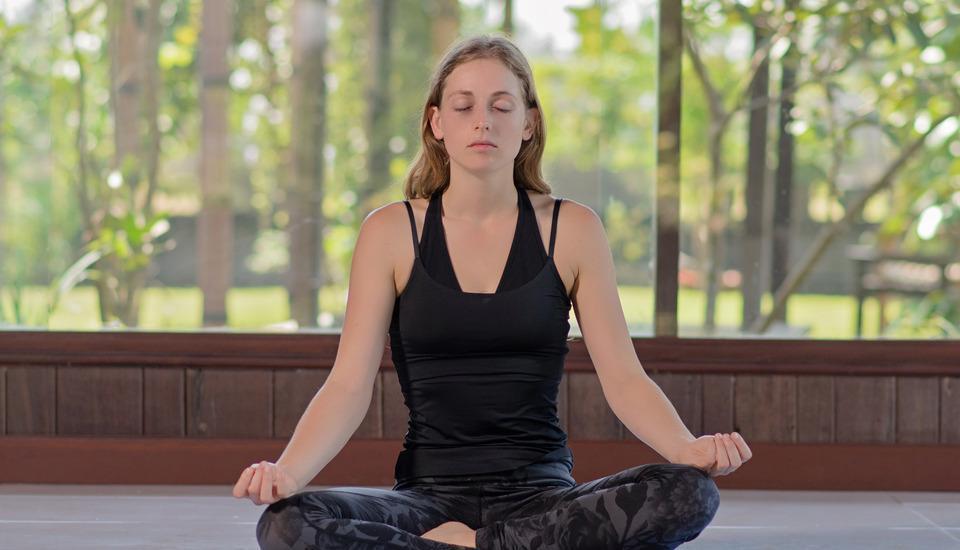 Bhuwana Ubud Hotel Bali - Yoga Class