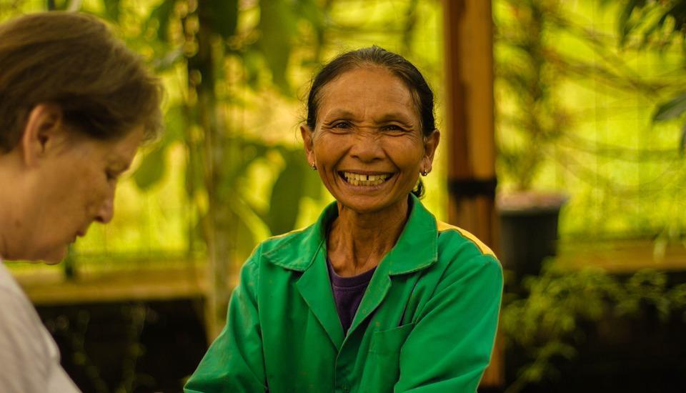 Bhuwana Ubud Hotel Bali - Smile