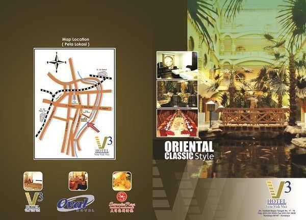 V3 Hotel Surabaya - Map V3.2