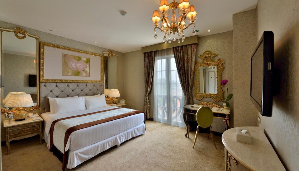 Hotel Amaroossa Bogor - Deluxe room