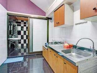 Marinos Place Bali - Kitchen