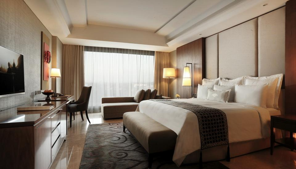 Hotel Tentrem Yogyakarta - Kamar Deluxe Regular Plan