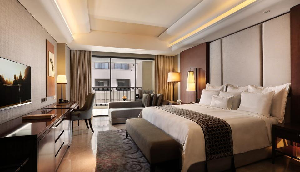 Hotel Tentrem Yogyakarta - Premier Satu Bed Besar