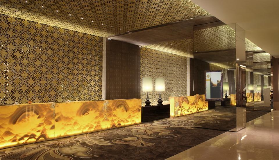 Hotel Tentrem Yogyakarta - Reception Desk