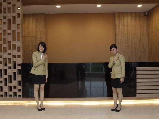 Hotel 61 Medan - Lobby