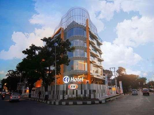 Hotel 61 Medan - Appearance