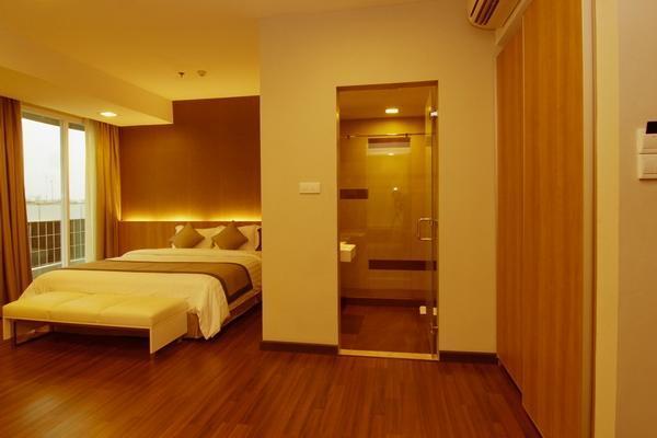Hotel 61 Medan - Kamar Suite Regular Plan