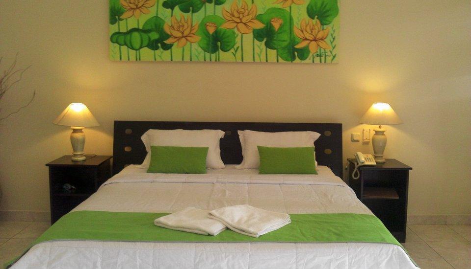 Tunjung Mas Bungalow Bali - Superior double room