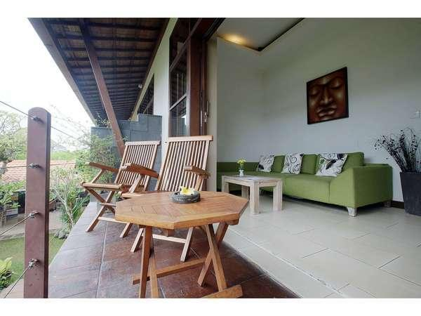 The Studio Bali - Suite Balcony