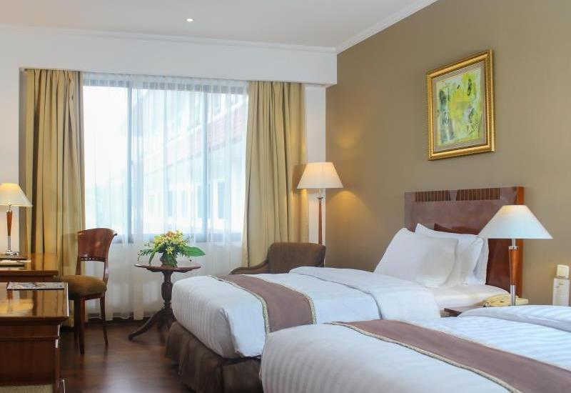 Greater Jakarta - Santika Indonesia Hotels and Resorts