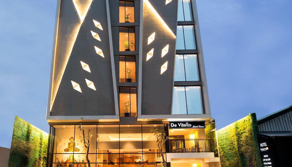 Yellow Star Ambarukmo Hotel Yogyakarta - Termurah Mulai ...