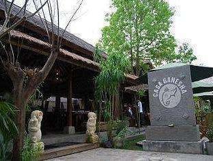 Casa Ganesha Hotel Bali - Exterior