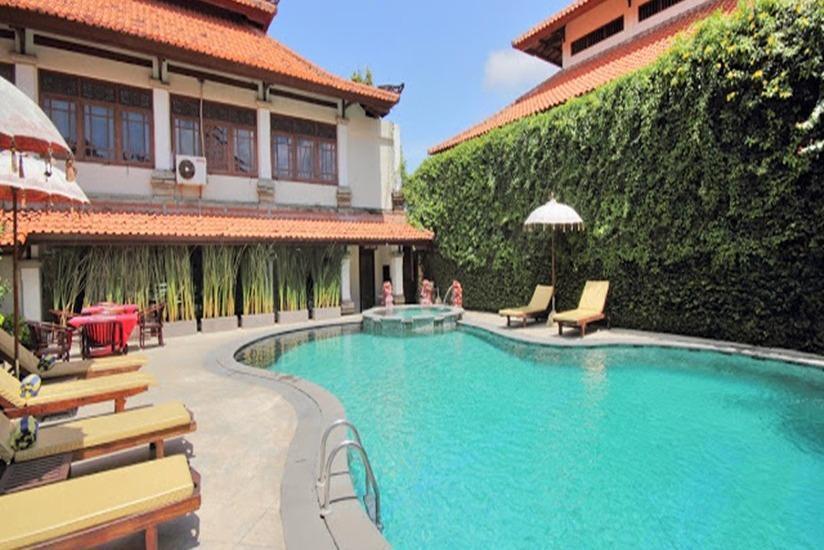 Hotel Royal Tunjung Bali - Kolam Renang
