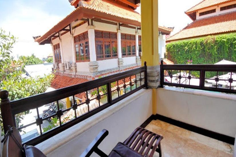 Hotel Royal Tunjung Bali - Teras