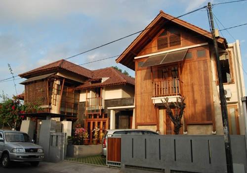 Tegal Panggung Guest House Yogyakarta -  Front View
