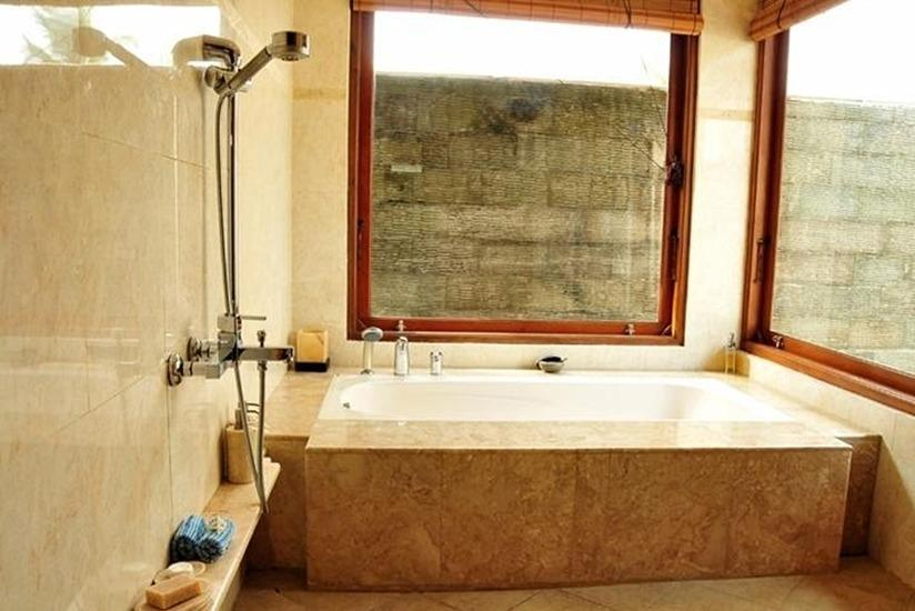 The Aura Private Villa Bali - Bathroom